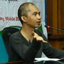 Suryaden di Blogilicious Trah Yogyakarta