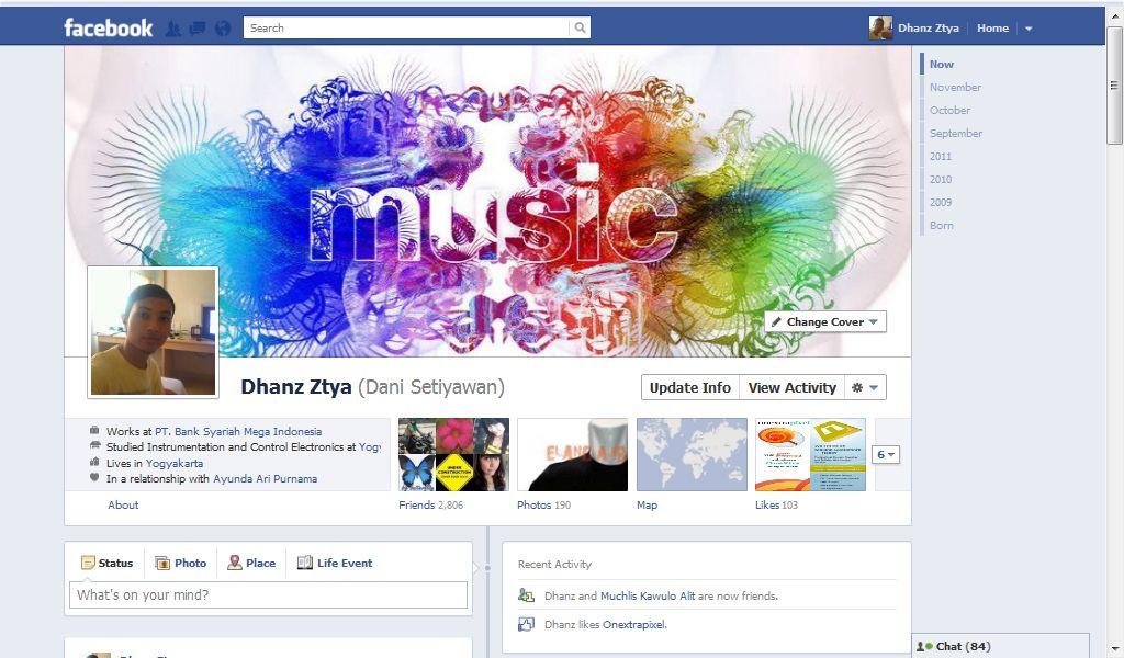 Cara Mengganti Foto Profil Facebook dengan Profile Cover
