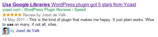 Rating Pada Pencarian Google