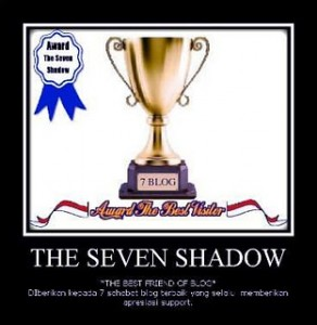 The Seven Shadow Award