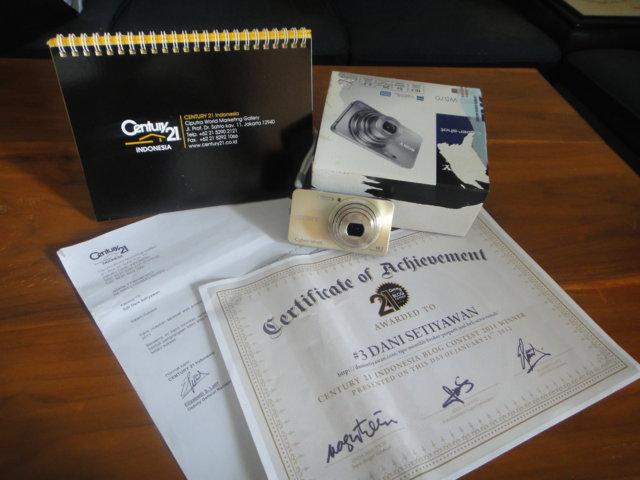 Award dari Century21