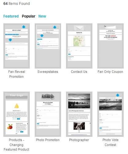 Aplikasi Facebook Terbaik ShortStack