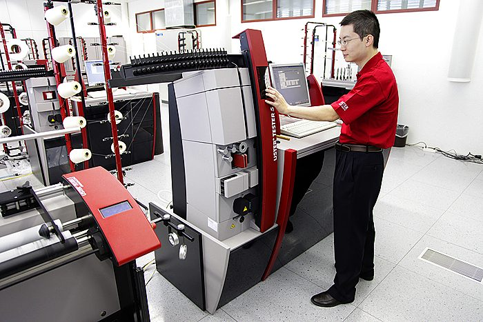 Mesin Quality Control Spinning Terbaik