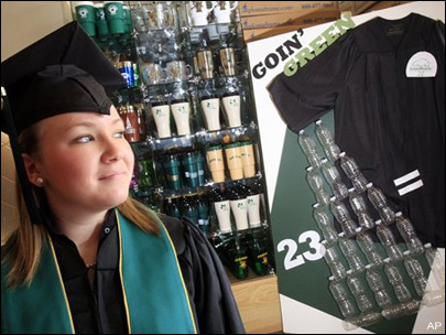 Green Weaver Green Graduation