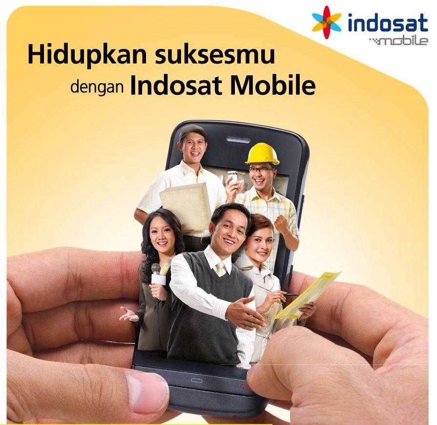 Pilihan Yang Mudah Dan Murah Indosat Mobile