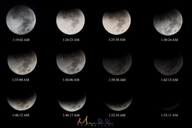 Gerhana Bulan Total Terlama di Dunia