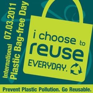 Hari Bebas Kantong Plastik Internasional