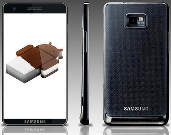 Fitur Samsung Galaxy S III