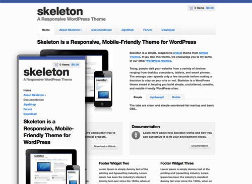 Koleksi Theme WordPress Auto Responsif Gratis