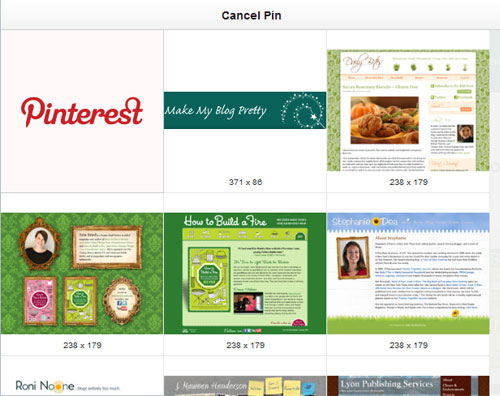 Cara Mudah Membuat Tombol Pin It Di Blog, Membuat Tombol Pinterest