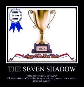 The Seven Shadow Award