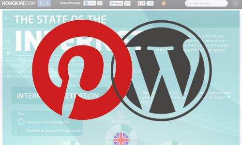 10 Plugin WordPress yang Membuat Blogmu Pinterest-Friendly, Plugin Pinterest, Cara Menggunakan Pinterest, Pinterest Friendly